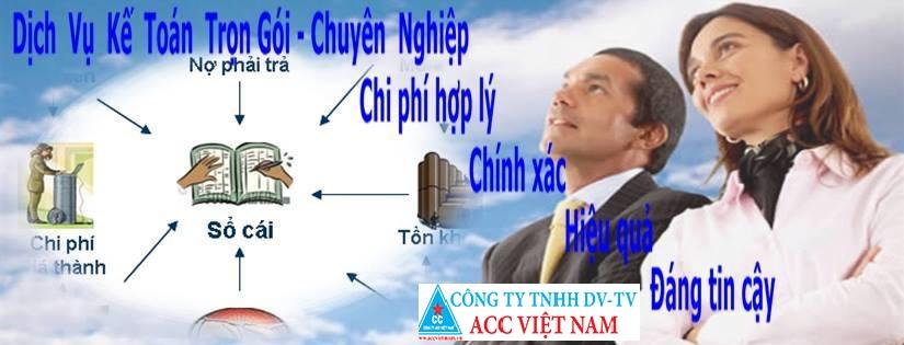 Dịch vụ kế toán thuế quận Bình Tân