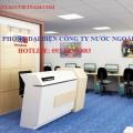 Văn phòng đại diện công ty nước ngoài