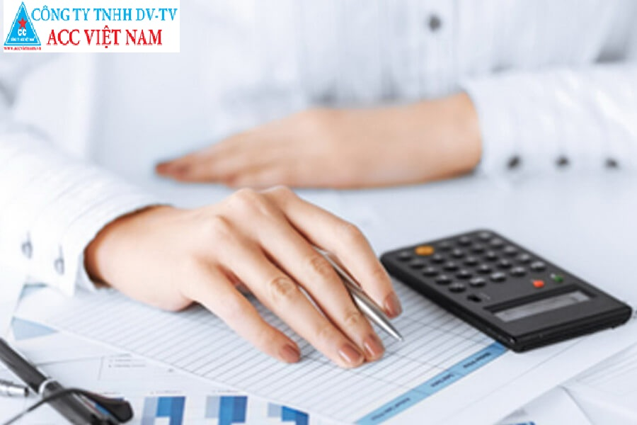 Dịch vụ kế toán thuế Hóc Môn