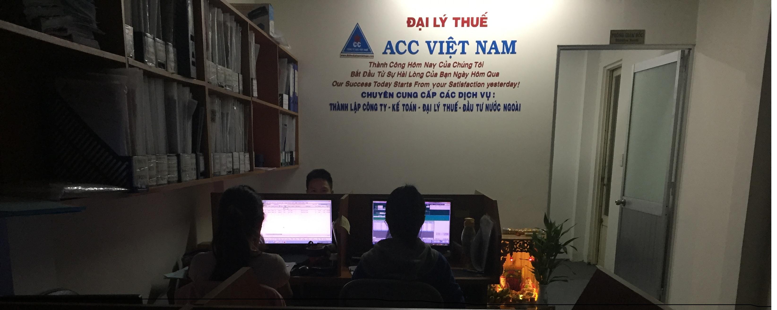 Giới thiệu về ACC Việt Nam