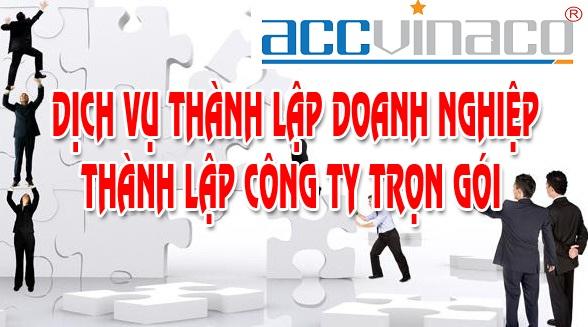 Tư vấn thành lập công ty tại TPHCM