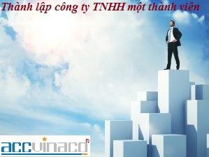 Các bước thành lập công ty TNHH một thành viên (mtv)