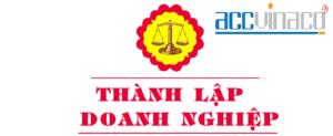 Thủ tục đăng ký thành lập doanh nghiệp ở TPHCM