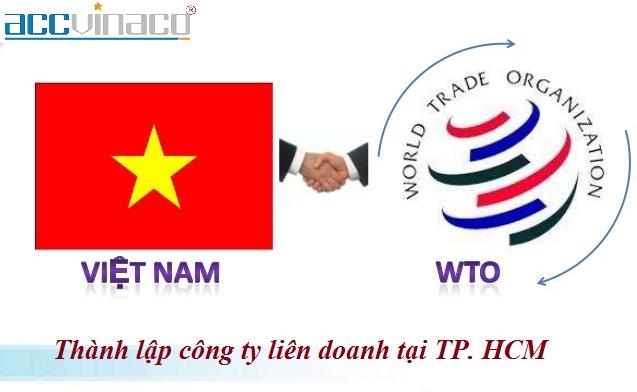 Thủ tục thành lập công ty liên doanh ở TPHCM