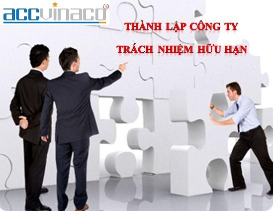 Thủ tục thành lập công ty TNHH Thương mại Dịch vụ