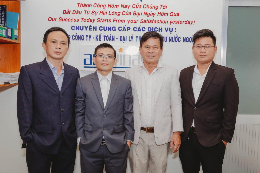 Thành lập công ty quận 5, Thanh lap cong ty Quan 5