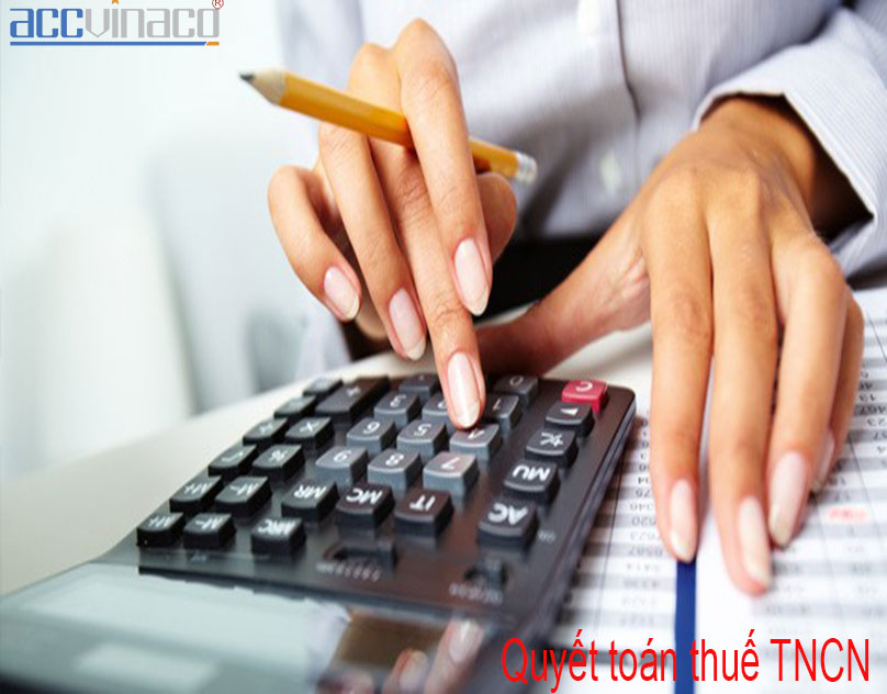 Dịch vụ quyết toán thuế thu nhập cá nhân giải thể