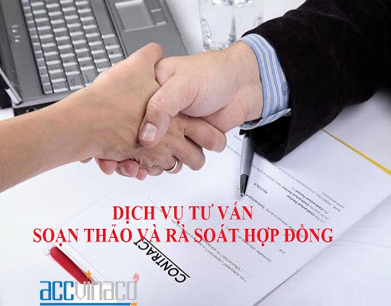 Tư vấn soạn thảo hợp đồng lao động