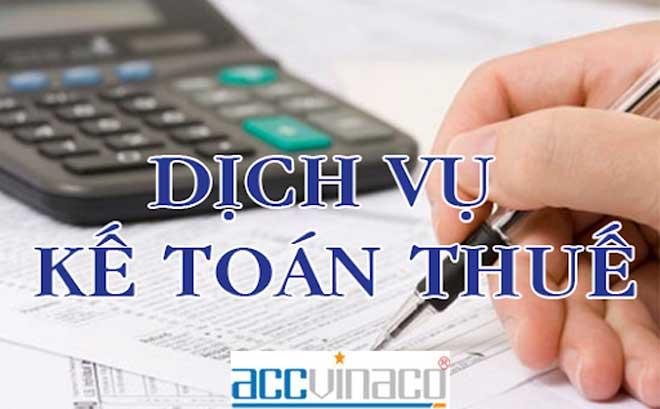Bảng báo giá Dịch vụ kế toán trọn gói tại Quận 8