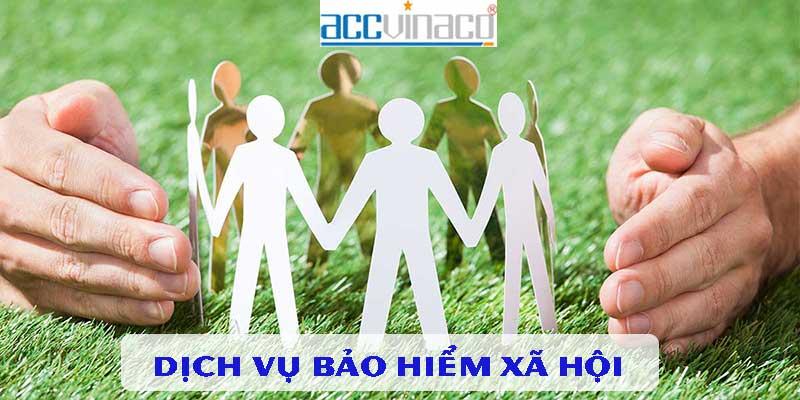 Dịch vụ bảo hiểm xã hội