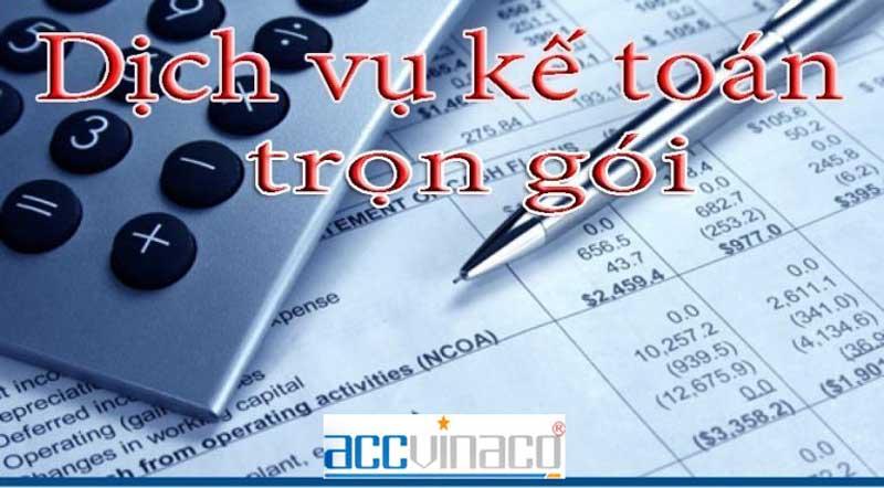 Bảng báo giá Dịch vụ kế toán trọn gói tại Quận Bình Thạnh